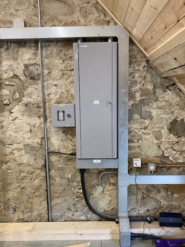 Interior Lighting - electrical